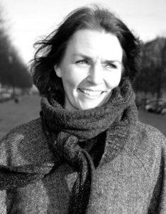 Psykoterapeut Gitte Frank